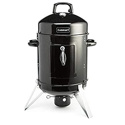 Cuisinart Vertical Smoker Charcoal