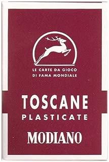 Tuscany 40 Italian Regional Playing Cards - Toscane 40 Carte de Gioco - Toscana 40 Barajas Italianas