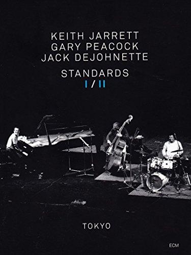 Keith Jarrett - Standards in Japan Vol. I & II [2 DVDs]
