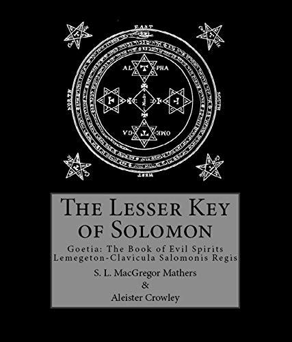 The Lesser Key of Solomon