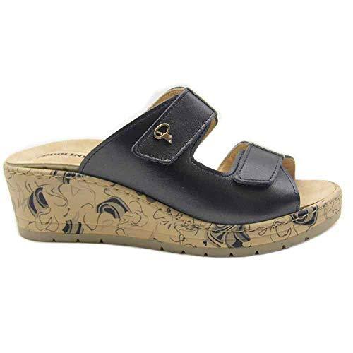 Podoline Ortopedici sandalen met uitneembare binnenzool Molfetta