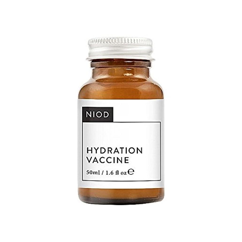 驚くばかりインタネットを見るアライアンス水和ワクチン50ミリリットル x4 - Niod Hydration Vaccine 50Ml (Pack of 4) [並行輸入品]