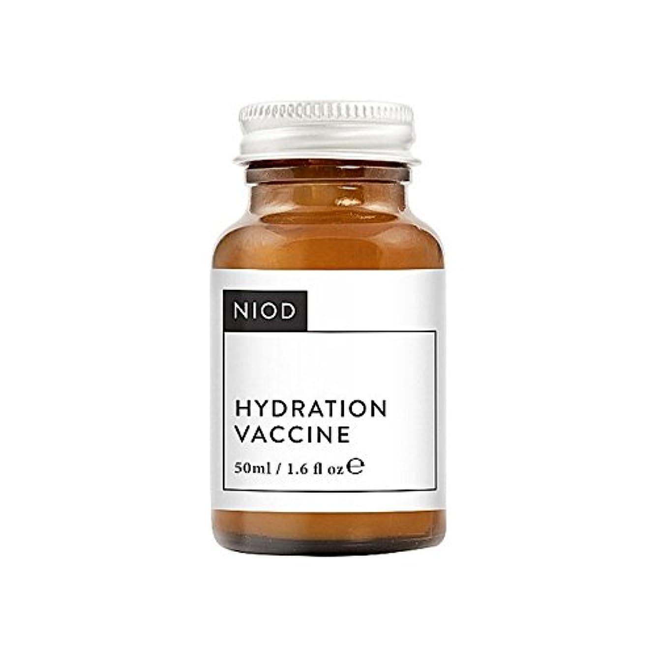 エンティティ仕立て屋彼の水和ワクチン50ミリリットル x2 - Niod Hydration Vaccine 50Ml (Pack of 2) [並行輸入品]