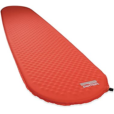 Therm-a-Rest Prolite Ultralight Self-Inflating Backpacking Pad, Regular - 20 x 72 Inches