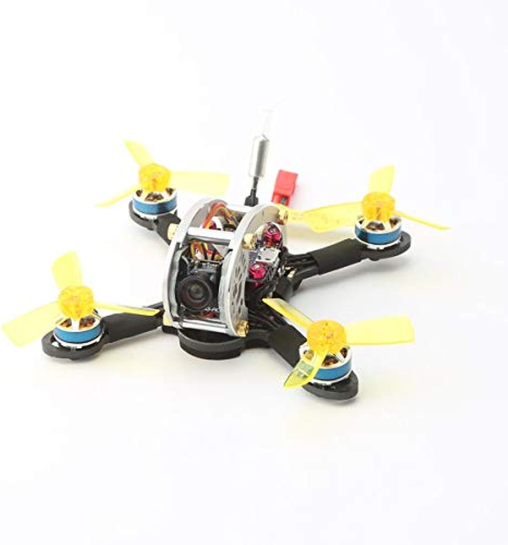 Gugutogo Drohne mit Kamera LDARC Flyegg 100 V2 5.8G Brushless OSD DSM2 Mini FPV RC Racing Drohne PNP
