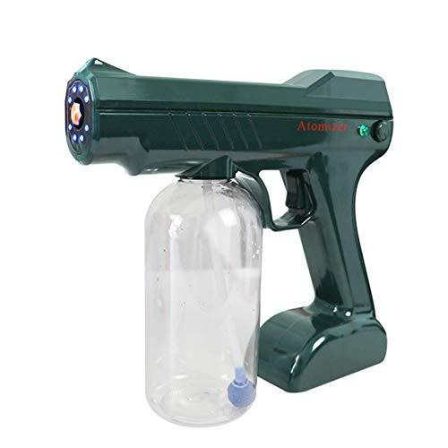 Qiutianchen Electric ULV Sprayer Nano-Dampfpistolen, tragbare Nebel-Maschinen-Zerstäuber-Sprayer für Krankenhaus-Home-Schuldesinfektion