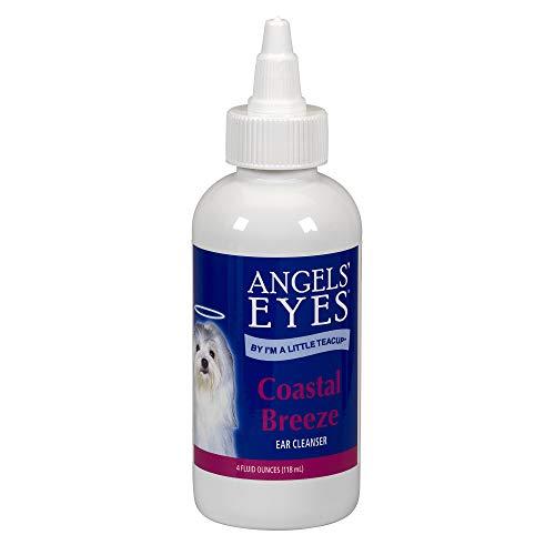 ANGELS' EYES Coastal Breeze Ear Rinse, 4-Ounce (AECBE4)