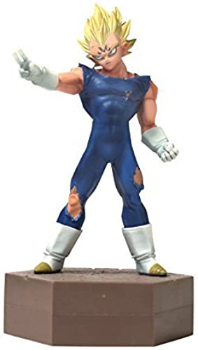 Banpresto DBZ Dragon Ball Kai DXF 49315 Fighting Combination Vol. 1 5.5  Vegeta Figure by Banpresto [並行輸入品]