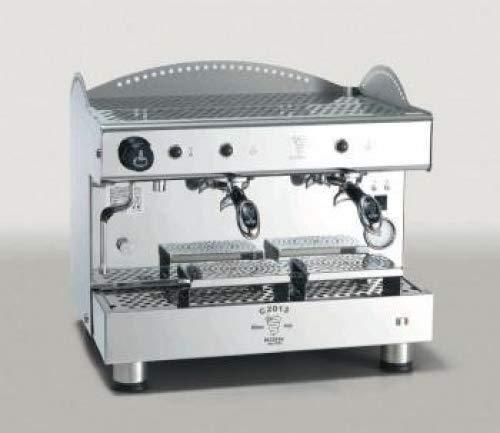 Espresso Machine 2 Head - Semi Auto Tank