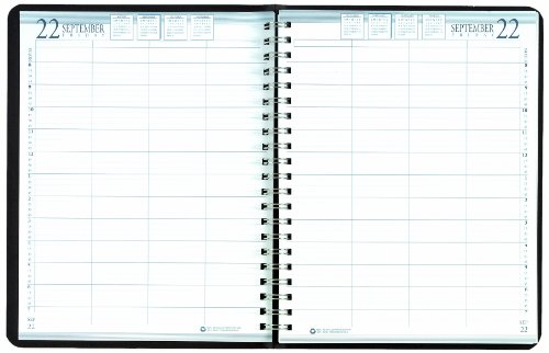 House of Doolittle Daily Group Practice 8-Person Planner (2 Volumes), 8 x 11 Inches 12 Months January 2013 to December 2013, Recycled (HOD28102)