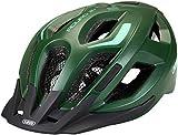 Abus Unisex– Erwachsene ADURO 2.1 Road Helm, smaragd green, M (Mittelgroß)