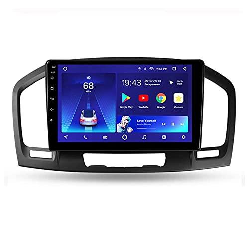 Autoradio Android Doppio Din Sat Nav per Opel Insignia 1 2008-2013 Navigazione GPS Touch screen da 9 pollici Unità principale DSP RDS Lettore multimediale Ricevitore video