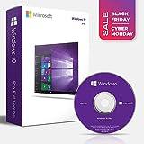 Windows 10 Professionnel 64 Bits - OEM DVD - Système d'exploitation 64bits -...