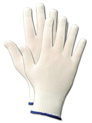 "Magid KnitMaster 30NY 8½"" Lightweight Machine Knit Nylon Gloves"
