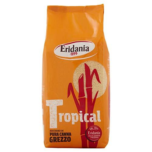 Eridania Tropical Zucchero Bruno di Pura Canna, 1kg