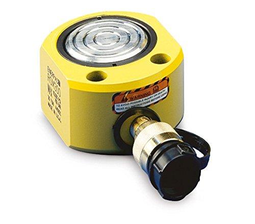 ENERPAC RSM-300 platte Jac single-acting low-height hydraulische cilinder met 30 ton capaciteit, single poort, 1,3 cm stroomlengte.