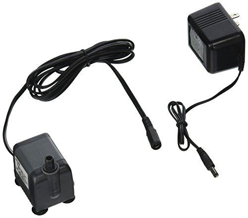 Jebao PP377LV 12V Low Voltage Fountain Pump, 105 GPH