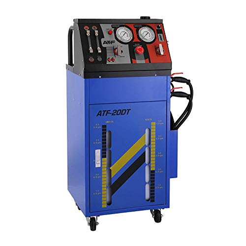 Mophorn Elektrische Ölwechselmaschine Automatikgetriebeöl DC12V Spülgerät Ölwechsel 0-60PSI automatikgetriebeöl ATF Gerät Transmission Fluid Flush Exchange Machine (12V)