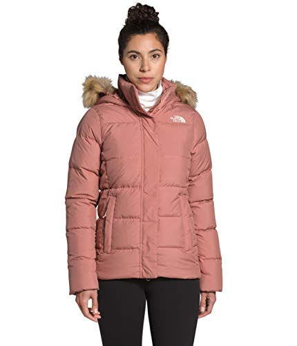 The North Face Gotham Jacket Pink Clay MD