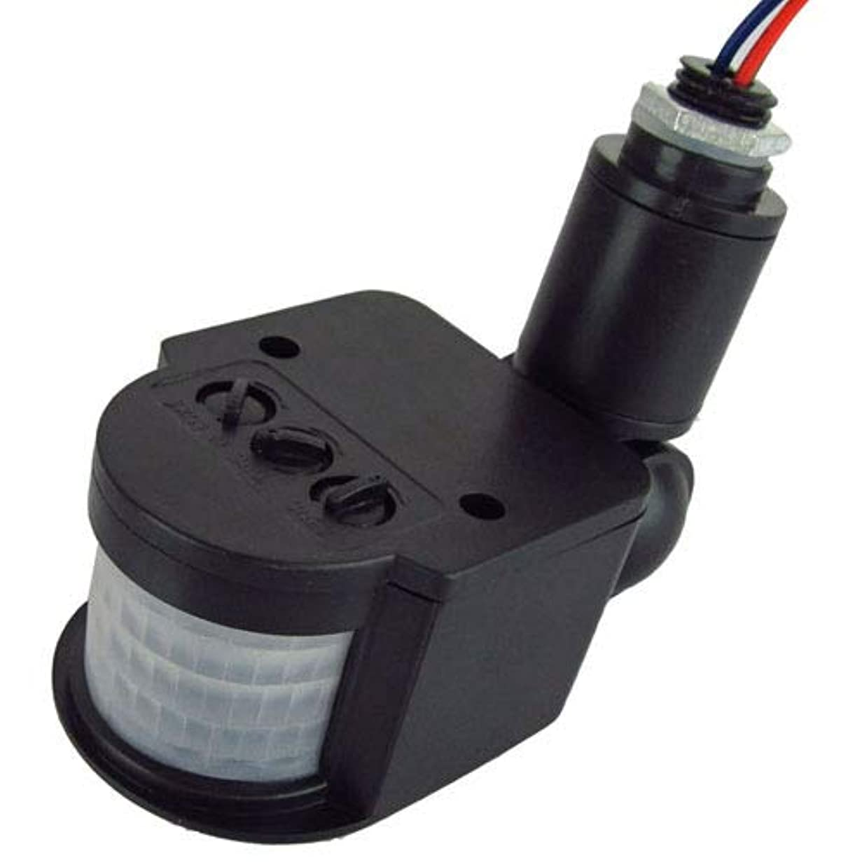 とまり木酔う有限Doyime 12M PIR 赤外線 モーション センサー 検出器 LED ライト アウトドア RF AC85V~265V