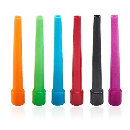 ShishaDoctor ® (50 Stück große Shisha Mundstücke Shisha Mundstücke Hygienische Mundstücke Mundstücke Mundstücke Mundspitzen - für Wasserpfeife Kunststoff Mundstück für Shisha Schläuche