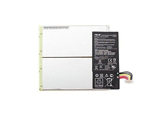 ASUS C21N1334 Lithium Polymère (LiPo) 5000mAh 7.6V Batterie Rechargeable - Batteries Rechargeables (5000 mAh, 38 Wh, Lithium Polymère (LiPo), 7,6 V, Argent)
