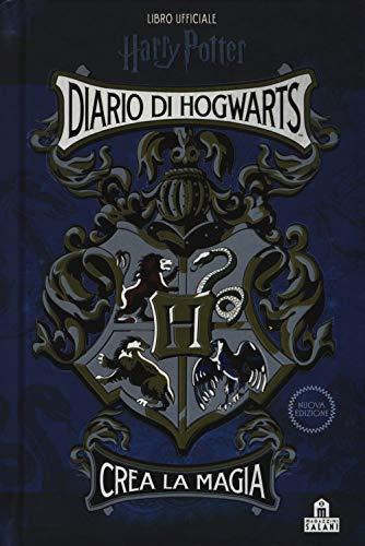 Diario di Hogwarts. Crea la magia. Libro ufficiale Harry Potter. Nuova ediz. (J.K. Rowling's wizarding world)