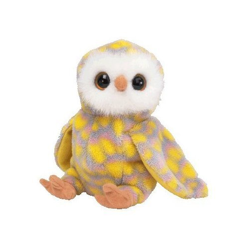 Ty Beanie Baby - Twilight The Owl