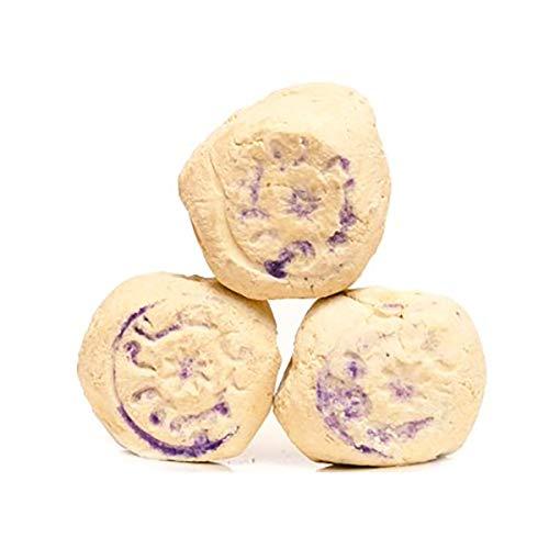 Persische Peeling Seife Sefidab Rooshoor Steine Rusur | geruchsneutrales Naturprodukt für die natürliche Körperflege | 400g Set (ca. 16 Stück pro Set)