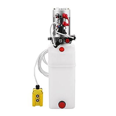 Geindus Hydraulic Pump Double Acting Hydraulic Pump Control Hydraulic Power Unit Plastic Tank