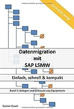 Datenmigration mit SAP LSMW: Einfach, schnell und kompakt (Anlegen und Einbauen von Equipments) (German Edition)