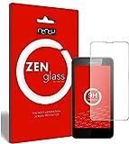 ZenGlass (2 Stück Flexible Glas-Folie kompatibel mit Nokia Lumia 630 Panzerfolie I Bildschirm-Schutzfolie 9H