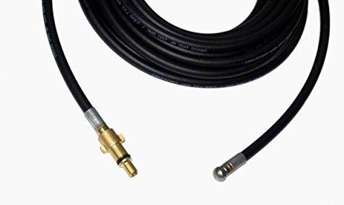 20m Rohrreinigungsschlauch Hochdruckschlauch für NILFISK Hochdruckreiniger Compact Excellent Pro Modelle Schnellschlusskupplung