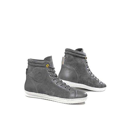 Revit Turini - Zapatillas para motorista gris Talla:41