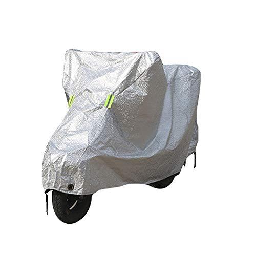 WHL Motorfiets cover, elektrische auto zelf scooter kleding zon bescherming sneeuw stofdichte watten verdikking