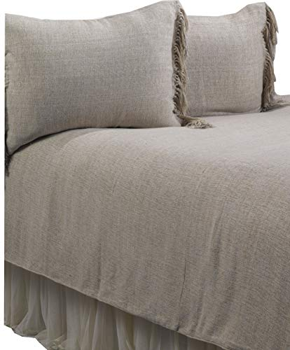 Check Out This Couture Dreams Heavenly Silk Coverlet, Queen