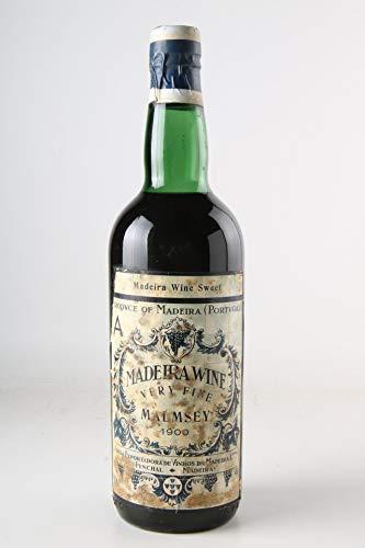 ADEGA EXPORTADORA DE VINHOS DE MADEIRA Malmsey 1900