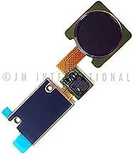 ePartSolution_LG V10 H900 H901 VS990 H960 Fingerprint Touch ID Sensor Flex Cable Black Replacement Part USA Seller