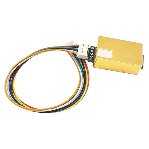 MLXG MóDulo de Sensor de CO2 Infrarrojo MH-Z19B Sensor de Gas de DióXido de Carbono MH-Z19B para Monitor de CO2 0-5000Ppm