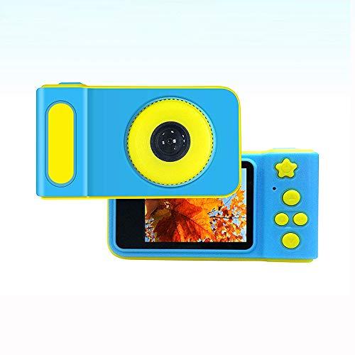 Digitalkamera für Kinder, Mini-Kamera, Animationskamera, Sportkamera, mit Cartoonspielen, für Kinder, Geschenk für Kinder