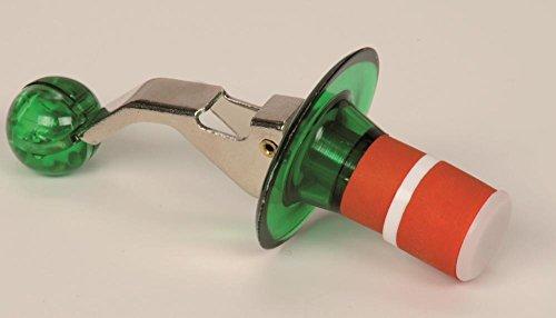 Kelomat Flaschenverschluss, Vakuum Stopfen, Flaschenstöpsel, Blister 2 Stück