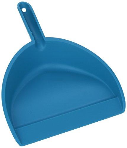 Plastiken 6700CR Celeste–Kehrschaufel von Hand aus Kunststoff