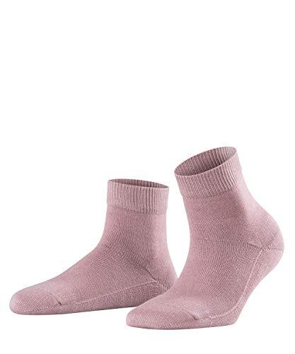 FALKE Damen Socken Light Cuddie Pads - 87prozent Baumwolle, 1 Paar, Braun (Rosewood 8490), Größe: 39-42