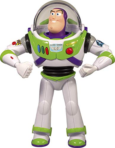 Lansay - Toy Story 4 - Buzz l'Eclair Personnage Electronique Figurine- 64451