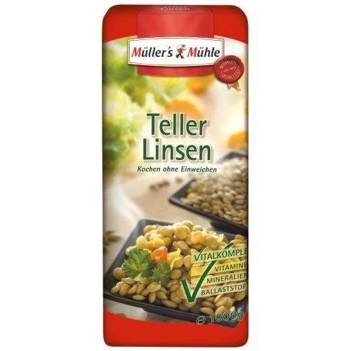Müllers Mühle Tellerlinsen 1000g