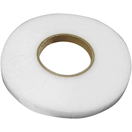 Ati Sunder Rivil Civil Fabric Fusing Tape Double Sided (White Color 20mm Wide )