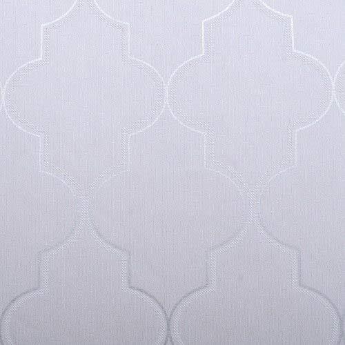 Behang Marokkaans plaid zwart wit modern geometrische patroon behangrol vierblad-behang slaapkamer woonkamer achtergrond decoratieve muursticker A02604 lichtgrijs.