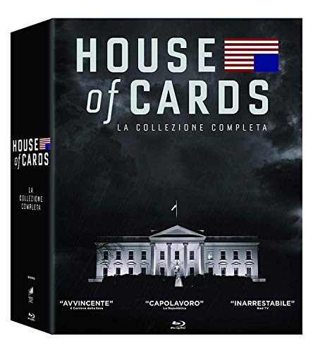 House Of Cards - La Serie Completa (23 Blu-Ray) [Italia]...