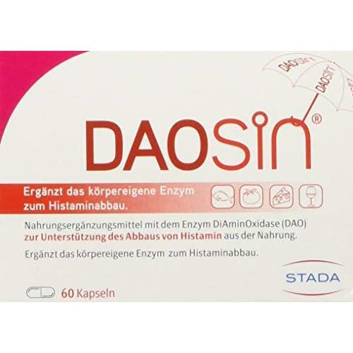 Daosin Kapseln, 60 St [Badartikel] by APOXX GMBH