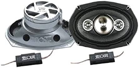 Absolute PRO6994 Pro Series 6-Inch x 9-Inch 4 Way 600 watts Car Speakers